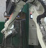 机器人自动焊接