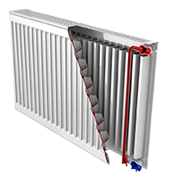 板式散热器焊接