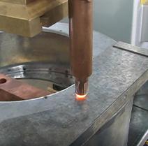 风机蜗壳焊接