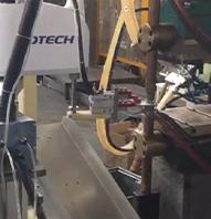 螺母自动焊接生产