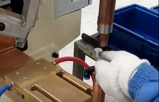 螺母点焊机