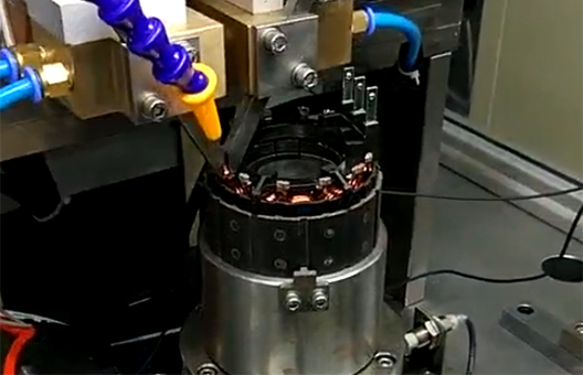 电机焊接机