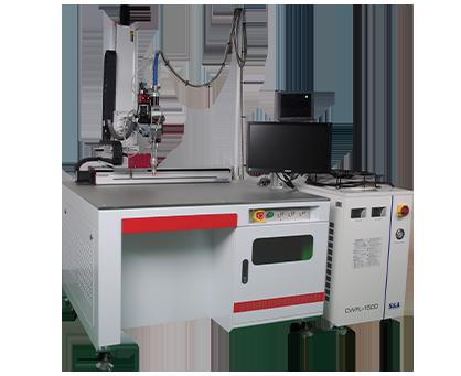 激光复合焊接机