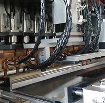 门板加强筋多头自动化点焊