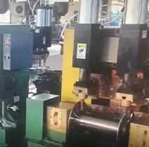 工字轮焊接点焊